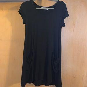 Ava Sky Dress Sedona Black